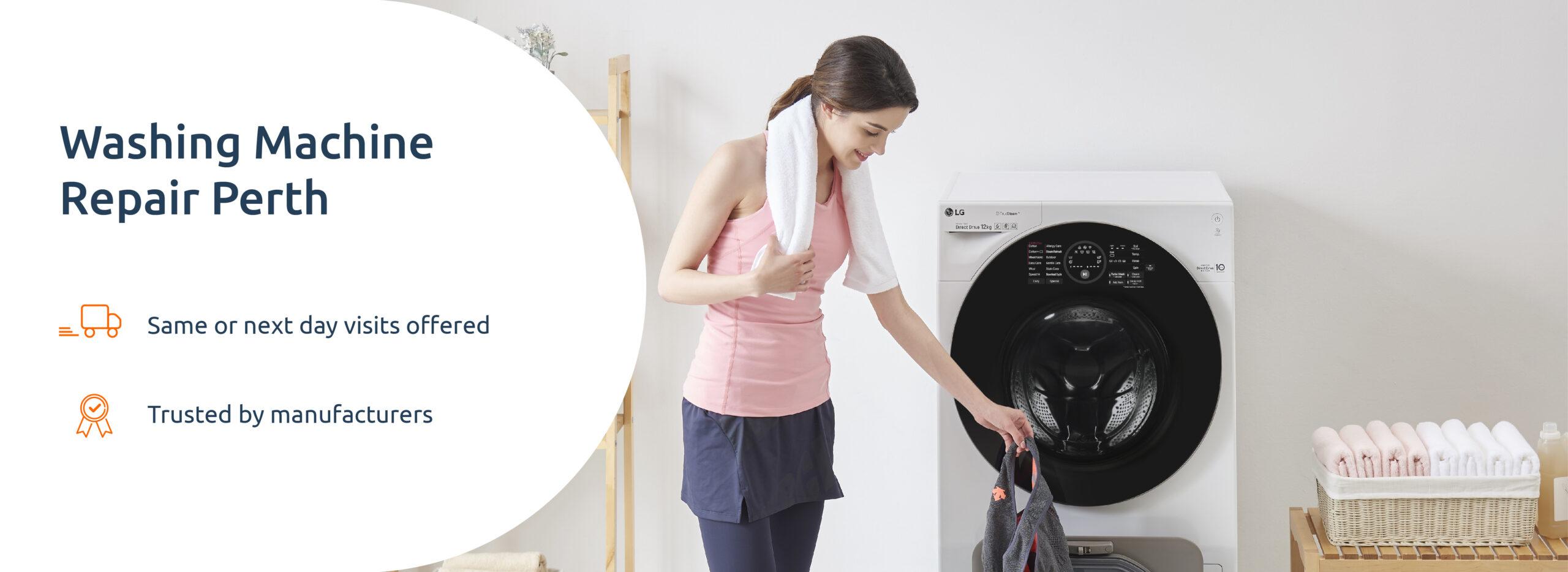 Washing Machine Repair Perth